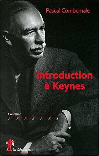 Lire en ligne Introduction à Keynes epub pdf