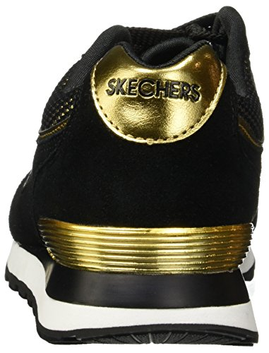 Skechers Negro Dash Og Dazzle 82 Bkgd qwqCTZr