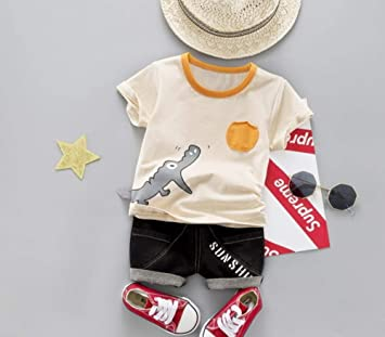50af138aa Girls Letter Love Flower Clothing Sets Top+Short Kids Clothes,Baby Suit 2019  INS