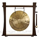 22'' Wind Gong on Spirit Guide Gong Stand