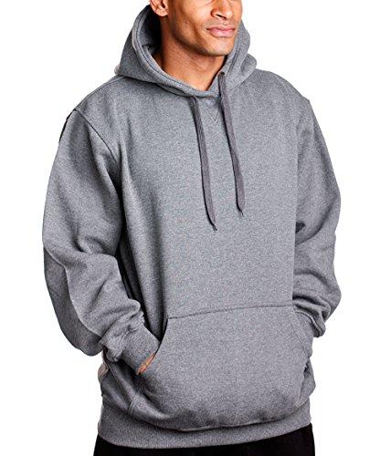 4e9dec6520 PRO 5 Mens Heavy Weight Fleece Pullover Hoodie - Buy Online in Oman ...