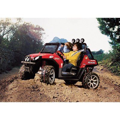 Polaris Kids Atv (Peg Perego RZR Polaris Red Ranger)