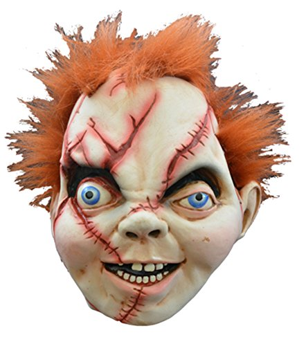 Trick or Treat Studios Child's Play Bride Of Chucky Prop Wall Hanger, Beige