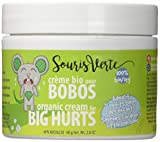 Souris Verte 822 Baby and Child Boo-Boo Healing Cream Cloth Diaper Safe, 60g
