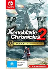 Xenoblade Chronicles 2: Torna - The Golden Country - Nintendo Switch