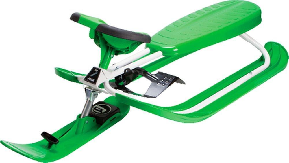STIGA 73-2322-09 - Snow Racer Color Pro TÜV/GS, Outdoor und Sport, grün