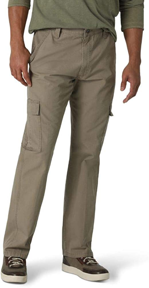 Wrangler Authentics Classic Twill Relaxed Fit Cargo Pants