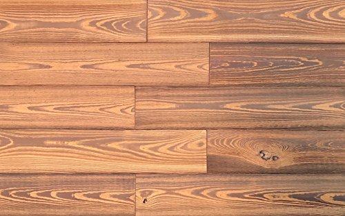 Smart Paneling SPCY521 Grainwood Wood Wall Plank, Gold (Wall Hardwood)