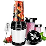 #9: COSORI Smoothie Blender,10-Piece Blender for Shakes and Smoothies, 23,000RPM Professional Personal Blender Maker with Cleaning Brush and Cups & Bottles(232 oz and 124 oz),800W (Upgraded Version)