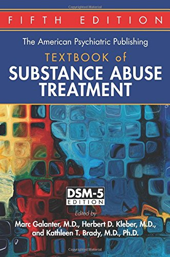 The American Psychiatric Publishing Textbook of Substance Abuse Treatment - http://medicalbooks.filipinodoctors.org