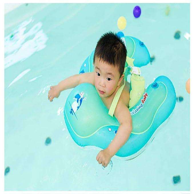 Anillo de Natación para Bebés,Flotador de Natación para ...