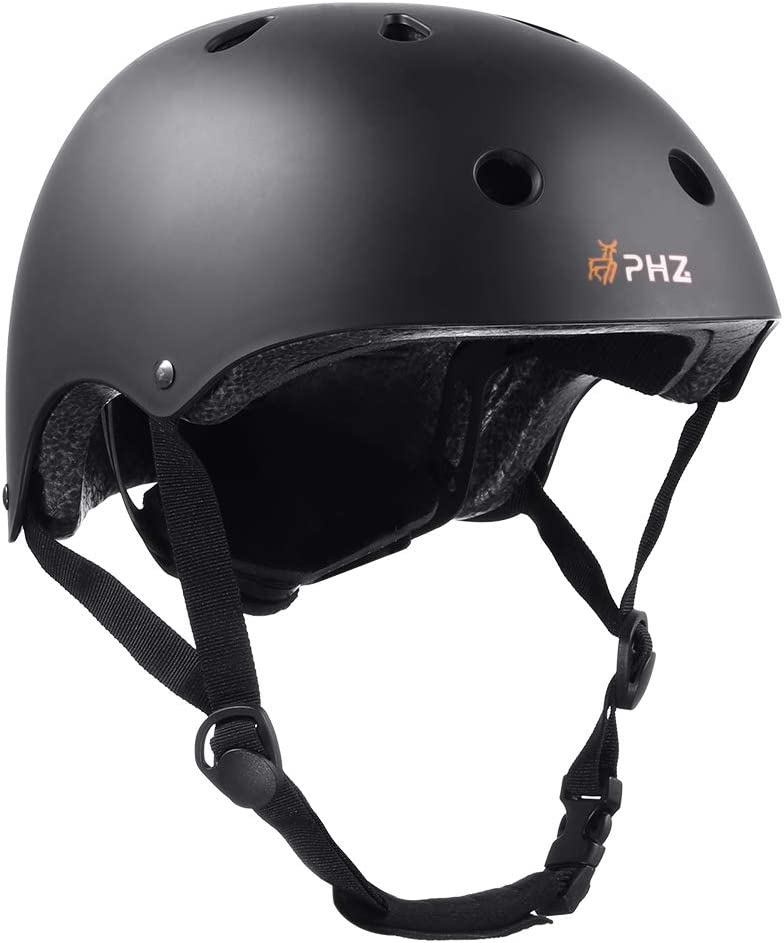 PHZ. Kids Helmet Toddler Helmet Adjustable Kids Helmet CPSC Certified Ages 3-8 Years Old Boys Girls Children Multi- Sports Safety Cycling Skating Scooter Skateboard