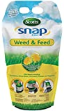 Scotts Snap Pac Lawn Food - Weed & Feed 12.8 lb. (Not Sold in Pinellas County, FL)