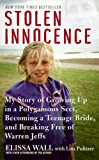 Stolen Innocence, Elissa Wall and Lisa Pulitzer, 0061734969
