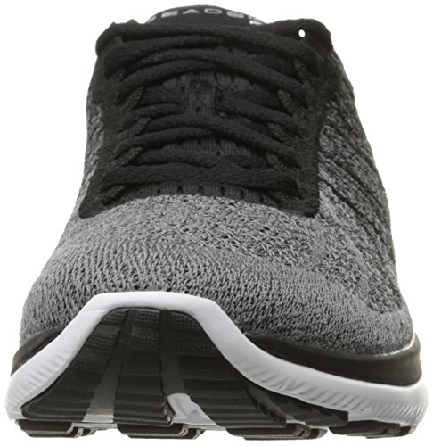 W Noir Noir de Under Armour 001 Fortis UA Femme Chaussures Threadborne Black Running Gris qC4Cwz