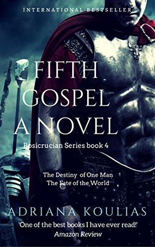 Book: Fifth Gospel - A Novel (Rosicrucian Quartet) by Adriana Koulias