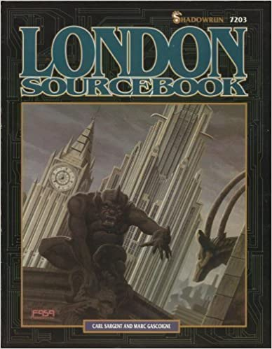 Ebooks rapidshare télécharger deutsch London Sourcebook (Shadowrun, 7203) by Sargent, Carl (1991) Paperback en français DJVU