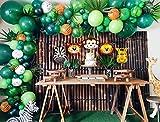 2020 Upgrade Jungle Safari Theme Party
