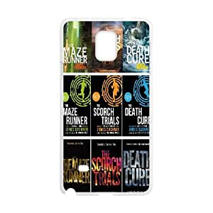 Exquisite stylish phone protection shell Samsung Galaxy Note 4 Cell phone case for The Maze Runner pattern personality design
