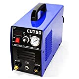 Tosense 220V voltage New Portable Plasma Cutter 50A CUT50 Digital Inverter welding plasma cutting equipment hot sale