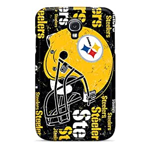Perfect Pittsburgh Steelers Case Cover Skin For Galaxy S4 Phone Case