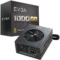 EVGA 1000 GQ, 80+ GOLD 1000W, Semi Modular, ECO Mode, 5 Year Warranty, Power Supply 210-GQ-1000-V1