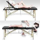 Yaheetech Massage Table Portable Massage Bed Spa