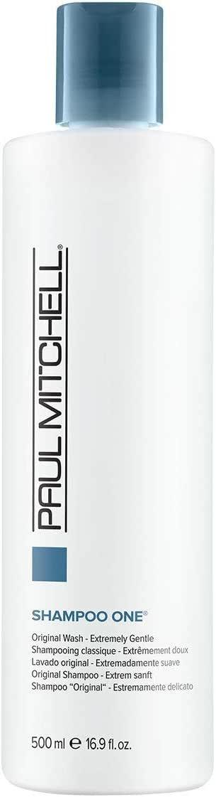 Paul Mitchell Shampoo One by Paul Mitchell for Unisex - 16.9 oz Shampoo, 506.99999999999994 milliliters