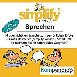 Simplify your life - Sprechen (Spezialausgabe)