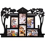 Smera Plastic Photo Frame (Photo Size - 15 * 10 cms, 6 Photos)