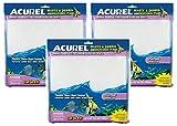 (3 Pack) Acurel Waste and Debris Reducing Media Pad