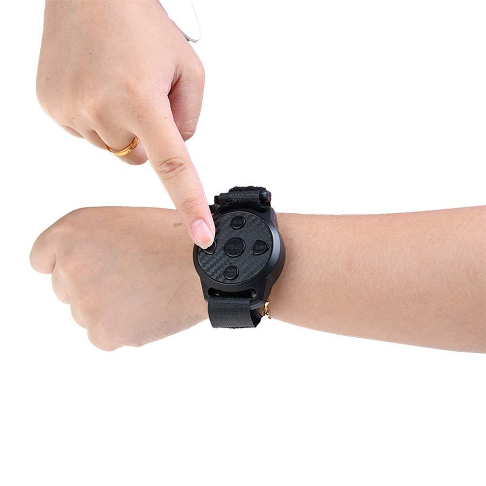 LIOOBO Cintur/ón de LED para Correr Cintur/ón de Seguridad con Control Remoto USB de Seguridad SOS Recargable para Correr a Caballo