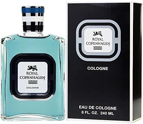 ROYAL COPENHAGEN by Royal Copenhagen COLOGNE 8 OZ for MEN ---(Package Of 2)