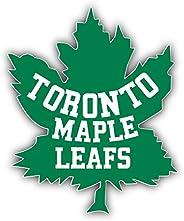 Toronto Maple Leafs NHL Hockey Logo Vinyl Sticker 4 X 5 inches