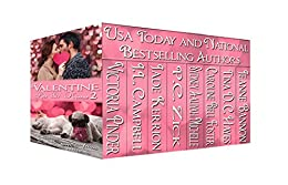 Valentine Pets & Kisses 2: A Boxed Set of Eight Sweet Valentine Romances by [ Pinder, Victoria, Campbell, J.L., Kerrion, Jade, Zick, P.C., Michelle, Sydney Aaliyah, Foster, Caroline Bell, Hayes, Tina D.C., Bannon, Jeanne]