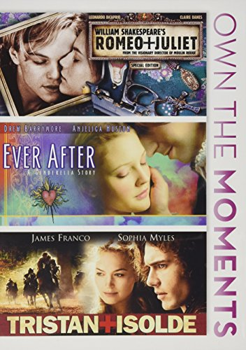 Ever After / Tristan and Isolde / Romeo and Juliet Triple Feature (Ever After Movie Dvd)