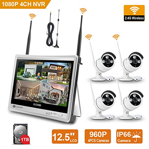 NVR Wireless Security CCTV Surveillance Systems