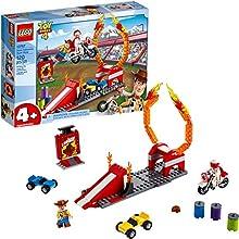LEGO | Disney Pixar's Toy Story Duke Caboom's Stunt Show 10767 Building Kit (120 Pieces)