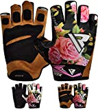 RDX Gym Weight Lifting Gloves Women Workout Fitness Ladies Bodybuilding Exercise Crossfit Breathable
