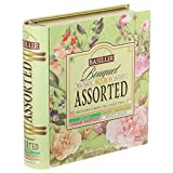 Tea Book Collection - Premium Green Tea Bouquet Assorted - 32 tea bags