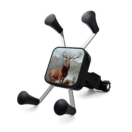 Amazon.com: Rain YuNuo - Soporte para teléfono móvil de moto ...
