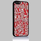 Vans off the Wall Iphone 4/4s 5 5c 6 6plus Case (iphone 6 black)
