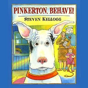 Pinkerton, Behave! Audiobook