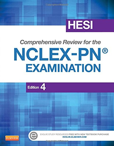 HESI Comprehensive Review for the NCLEX-PN®  Examination, 4e
