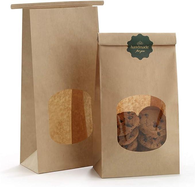 Fackelmann Haversack Bun Bag Bag Pastry Bread cling Bags