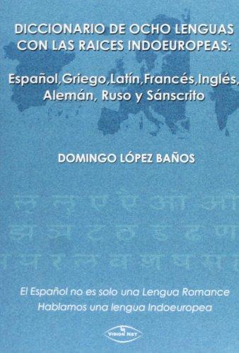 Descargar Libro Diccionario De Ocho Lenguas Domingo Lopez