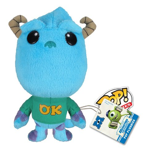 Funko Disney POP Sulley Plush (Disney Funko Monsters Inc compare prices)