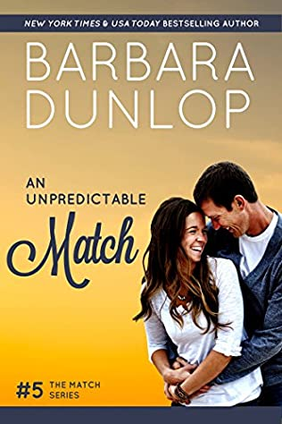 book cover of An Unpredictable Match