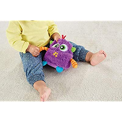 Fisher-Price Giggles 'n Growls Monster Plush: Toys & Games