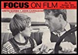 FOCUS ON FILM - Number 15 - Summer 1973:  Focus on the New Films: Paper Moon; Pat Garrett and Billy the Kid; Soylent Green; The Day of the Jackal; Avanti; Memories of Garbo; The Good the Bad and the Most: John Carradine; The Walking Dead